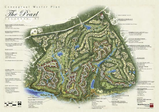 About The Pearl Golf Links, Calabash NC